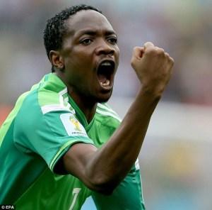 Sunday Oliseh Confirms, Musa, As